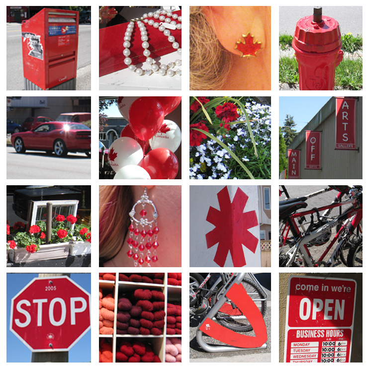 canadaday-red-collage