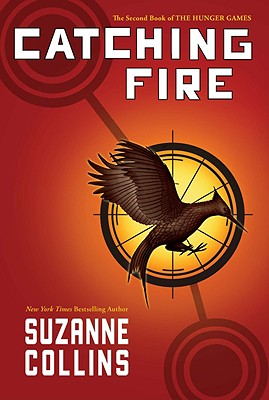 Catching Fire by Suzanne Collins (book review)