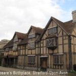 Shakespeare&#039;s Birthplace, Stratford-Upon-Avon