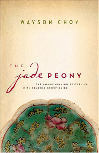 book review of The Jade Peony by Wayson Choy