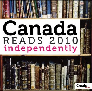 Canada Reads Independently 2010