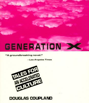 book review for Generation X by Douglas Coupland