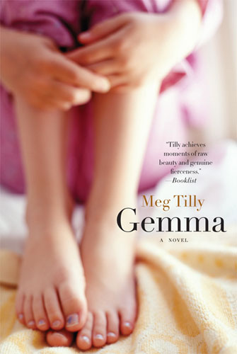 book cover for Gemma by Meg Tilly