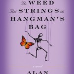 book cover for The Weed That Strings The Hangman's Bag by Alan Bradley