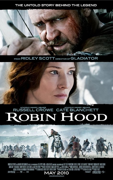 Robin Hood (2010) directed by Ridley Scott