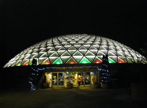 Bloedel Conservatory in Queen Elizabeth Park