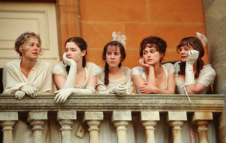 Pride & Prejudice (2005) movie - The Bennett Sisters