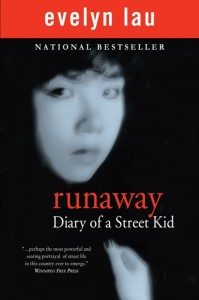 Runaway: Diary of a Street Kid by Evelyn Lau