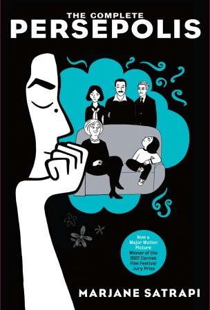 Persepolis (graphic novel) by Marjane Satrapi