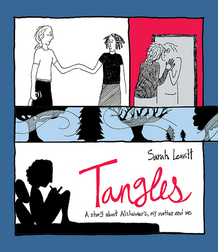 Tangles (graphic novel) by Sarah Leavitt
