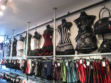 Corsets at Deadly Couture