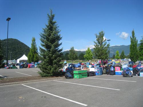 SOAR 2011 - Camping Gear