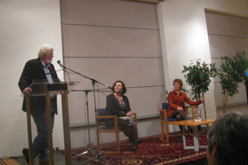 Incite (November 9): Hal Wake fields questions for Ami McKay and Frances Greenslade