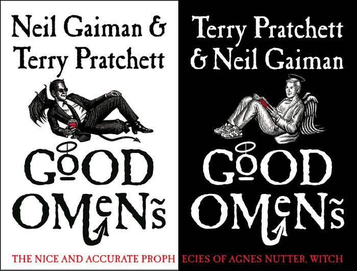 Good Omens by Pratchett & Gaiman