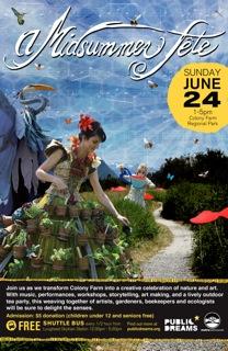 A Midsummer Fête 2012