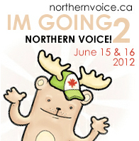 Northern Voice 2012 — Personal Blogging & Social Media Conference