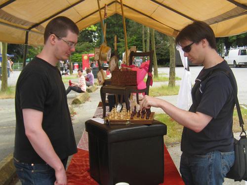 Vancouver Mini Maker Faire 2012