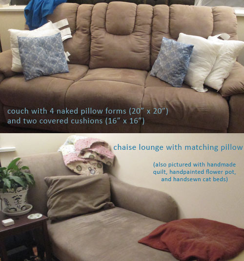 Pillow Problem illustrated here