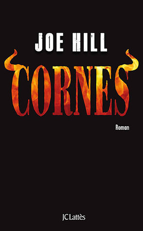 Horns (Cornes) by Joe Hill (French cover image)