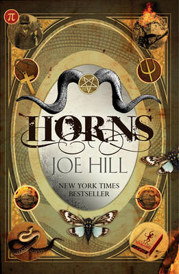 Horns by Joe Hill (book review)