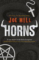 Horns by Joe Hill (UK paperback edition)