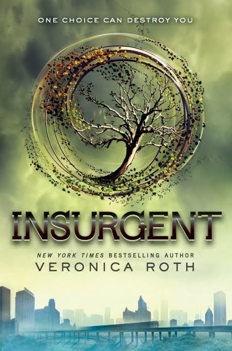 Book Review :: Insurgent by Veronica Roth