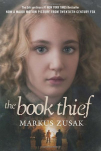 The Book Thief by Markus Zusak (Movie Tie In edition)
