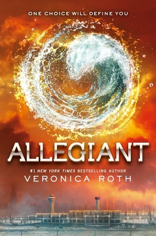 Book Review :: Allegiant by Veronica Roth