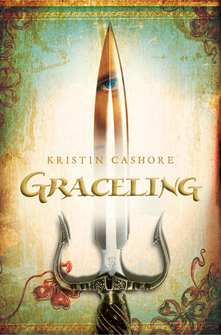 Graceling by Kristin Cashore (book review)