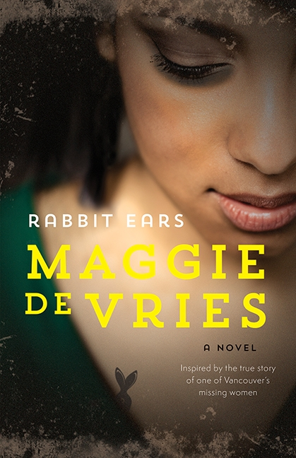 Book Review :: Rabbit Ears by Maggie de Vries