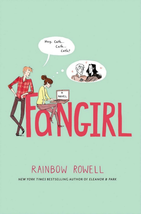 Book Review :: Fangirl by Rainbow Rowell