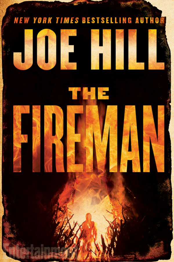 The Fireman by Joe Hill (book cover)