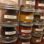 Spice Box Overhaul: Use Mason Canning Jars to Organize Spices