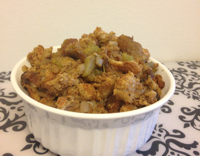 Vegan Pan Stuffing